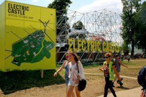 Semnalistica, Electric Castle, Pma Invest
