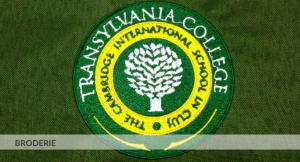 Broderie, Transilvania college, Pma Invest