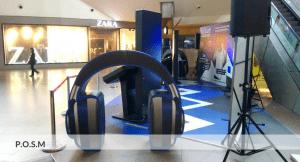 POSM, Pma Invest, Iulius Mall