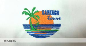 Broderie, Kartago tours, Pma Invest