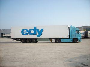 colantare auto, Edy Spedition, PMA Invest