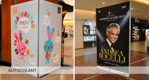 Decor autocolant, Iulius Mall, Pma Invest