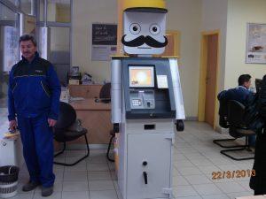 ATM, Banca Transilvania, Pablo Sign, Pma Invest