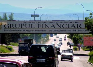 Banner, Banca Transilvania, Pma Invest, Pablo Sign
