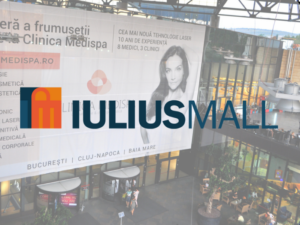 Iulius Mall, PMA Invest, Pablo Sign