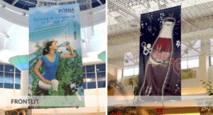 Frontlit, PMA Invest, Coca Cola, Dorna