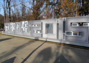 Litere volumetrice, Cluj capitala tineretului, Pablo Sign, Pma Invest