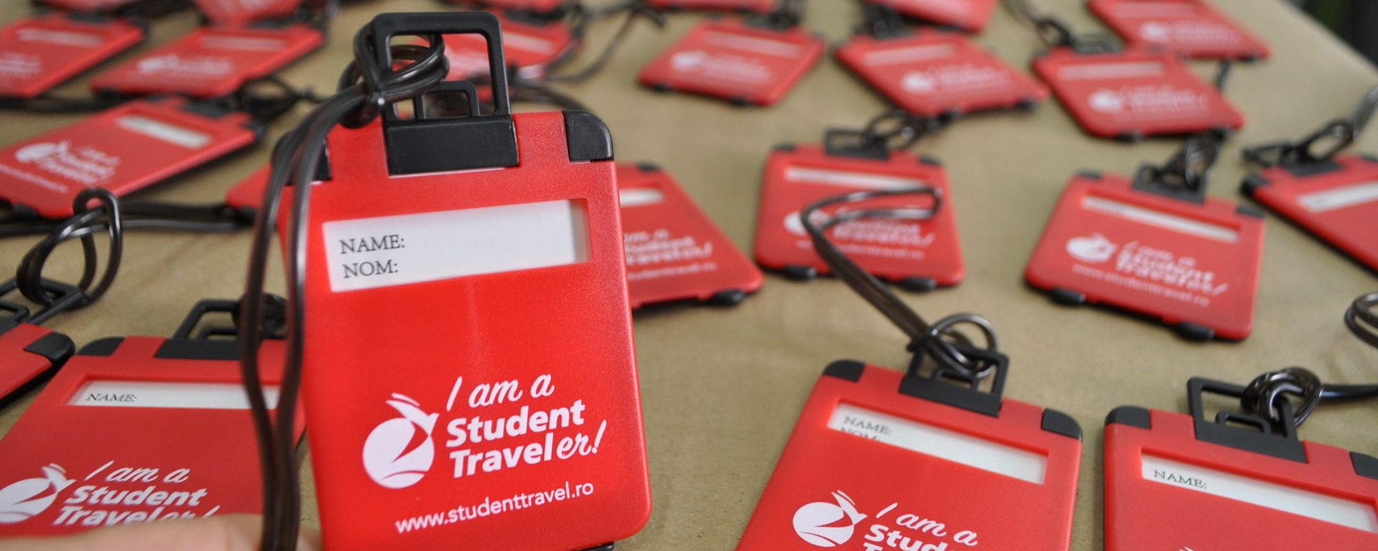Serigrafie, Student travel, Pma Invest