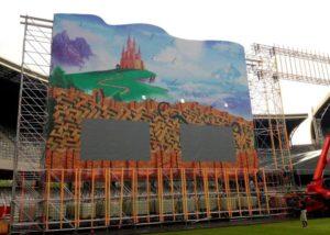 Cluj Arena, Untold 2015, PMA Invest, Pablo Sign