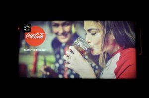 Coca Cola, Pma Invest, Pablo Sign